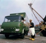 Saviem SG2 en Hollande-1970