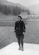02 Paul Berliet chasseur alpin  à Argentière 1939