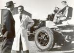 05 Paul Berliet pendant les essais du GBO  en 1959