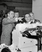 07 Salon Auto 1959 Paul Berliet et Paul Panhard