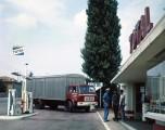 Berliet GCK ou GRK station-service 1963