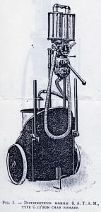 << Le plein SVP !>> Un peu d'histoire Char-romain-SATAM-1926-143x300