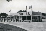 Station Shell 1951