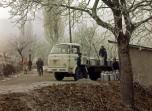 Berliet GAK 1964 ramassage du lait Mont blanc
