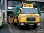 Berliet GAK transport de vin