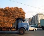 GAK 5 transport de foin