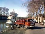 GAK ravitailleur de carburant pour bateaux