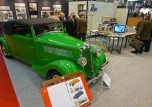 Retromobile 2013 le stand et la Berliet VIRP11