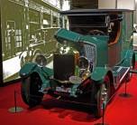 Unic Cartier 1923 stand vue 5
