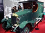 Unic Cartier 1923 stand vue 1