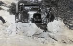 chasse-neige Latil hautes-Alpes 1932