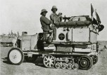 Citroen-Kegresse 1922 premier raid