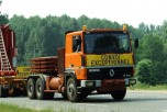 R370 6x4 transports EDF transformateur