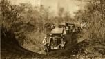 Renault 6 roues expédition jungle vers 1926