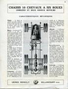 Renault 6 roues pub 1926 page 2