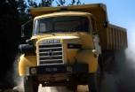 Berliet GBH260 benne chantier