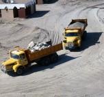 Berliet GBH260 chantier Algerie