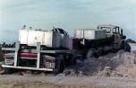 RVI GBH 280 6x6 essais Biscarosse 1982 vue2