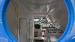 Montellier 2013 : interieur Berliet VAB (photo C.Moins)