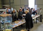 Montellier 2013 : la boutique (photo A.Lascoutounax)