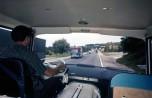 Au volant du Berliet GCK