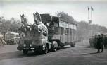 14 Caravane Tour de France base Berliet TLB5A 1951 Geo Ham Chéraud