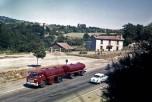 Berliet GRK sur route du sud 1962