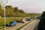 autoroute autour de paris 1964