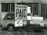 12 Caravane Tour de France base Renault Galion Pourtout 1952