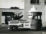 30 Caravane Tour de France Renault Estafette 1961 carrosserie Pourtout