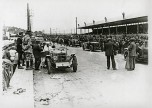 Grand Prix  tourisme 1924 avant le depart