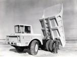 T25 essais benne levée 1961