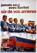 affiche sûr de vos arrières-1968