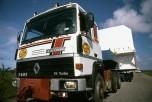 10 R370 6x4 transport fusée 1985