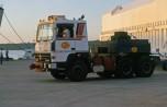 11 R370 6x4 transport fusée 1985