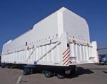 12 remorque transport fusée