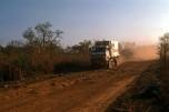 Dakar 1980 TRM4000 camion logistique