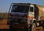 Dakar 1980 TRM4000 gros plan