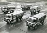 Dakar 1980 l'équipe RVI presque au complet