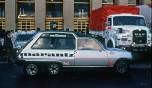 Dakar 1980 R5 6x6 et camion Man 4x4