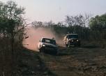 Dakar 1980 voitures piste