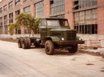 Berliet Chine GLM licence