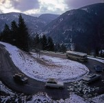 Berliet classe neige Vosges 1964 vue 9