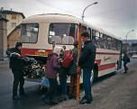 Berliet classe neige vosges 1964 vue 2