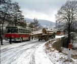 Berliet classe neige vosges 1964 vue 6