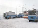 camions Berliet ORTF JO 1968
