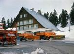 chasse neige Chamrousse JO 1968