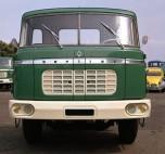 Berliet GR12 vert cabine relaxe