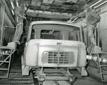 Berliet Venissieux CD1 cabine relaxe peinture