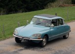 Citroen DS20 Webasto